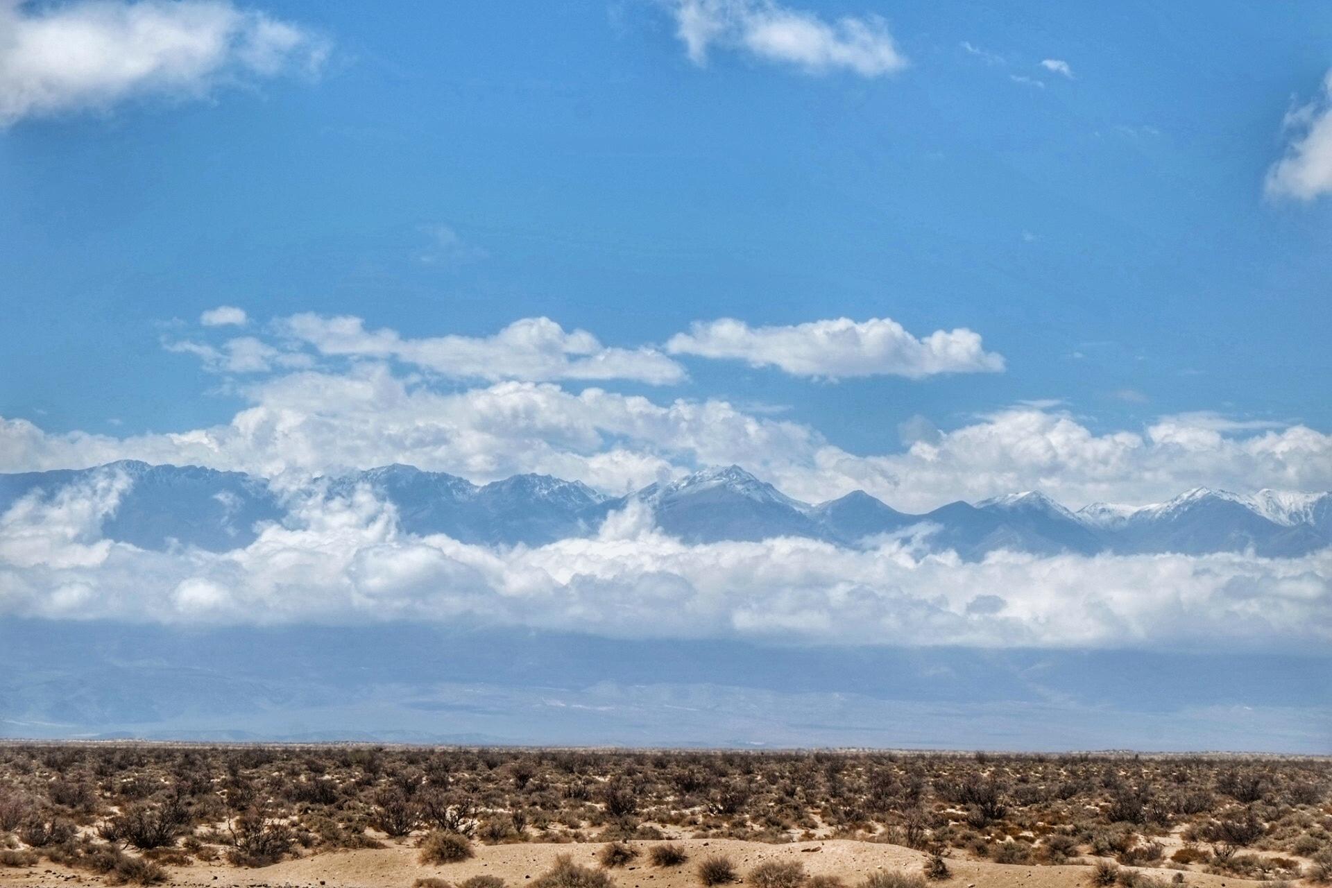 Wie hoch mögen die Berge am Horizont sein wenn wir schon auf 2300 Hm sind