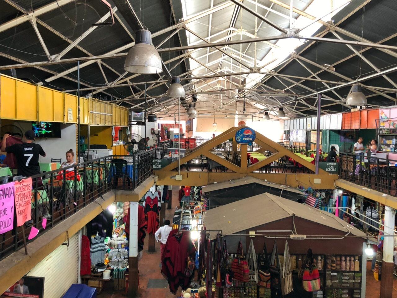 Was für ein Gemisch aus verschiedenen Gerüchen - Mercado San Miguel