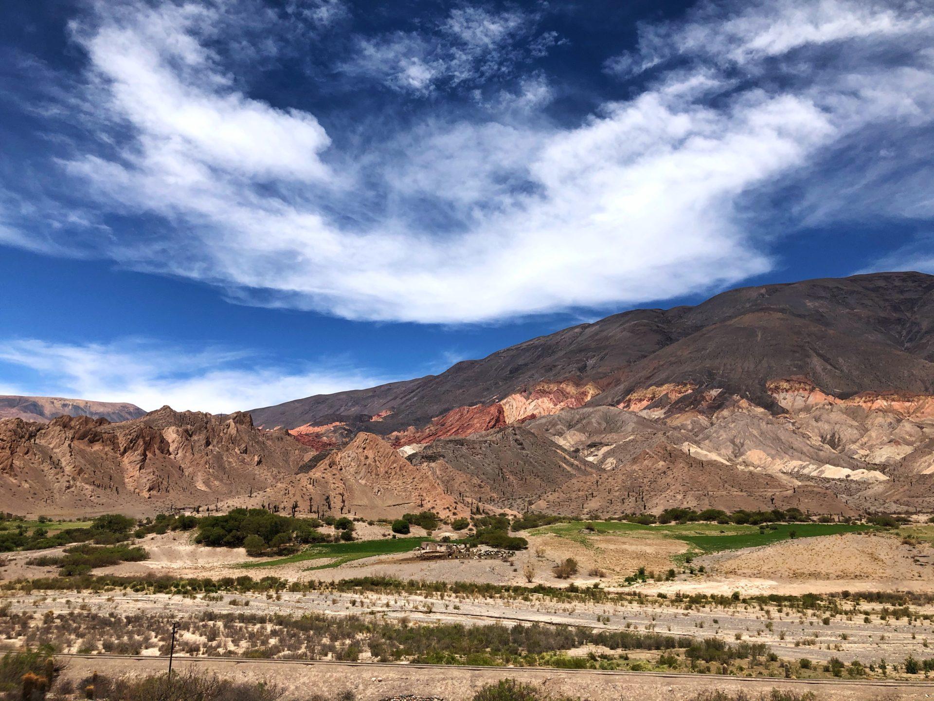 Kuriose Felsformationen auf knapp 3000 Höhenmetern