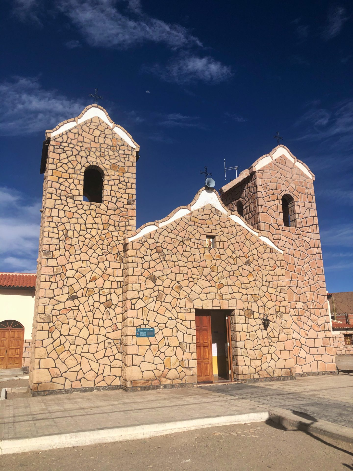 Dorfkirche San Antonio