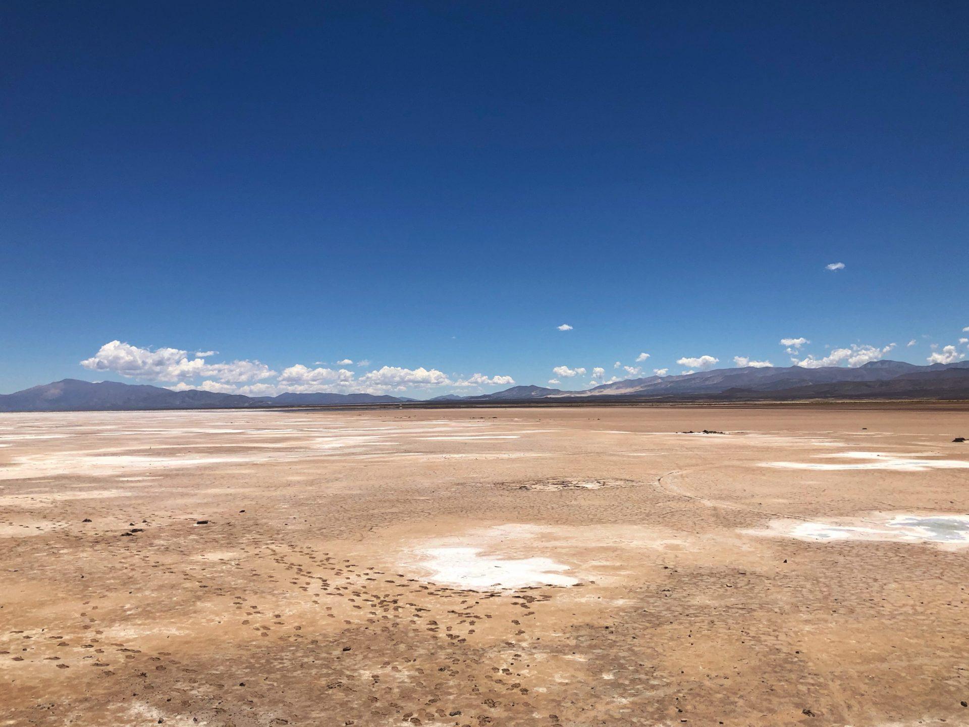 Salina Grandes Argentinien