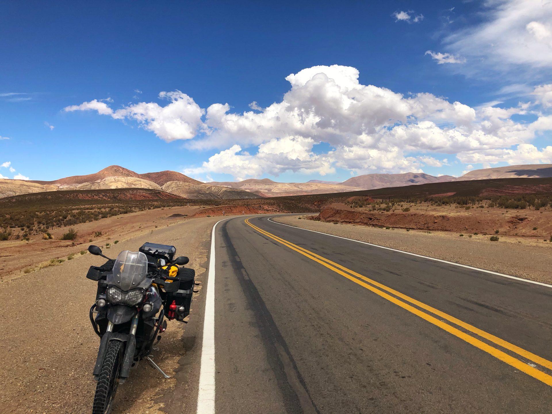Auf dem Weg nach La Quiaca