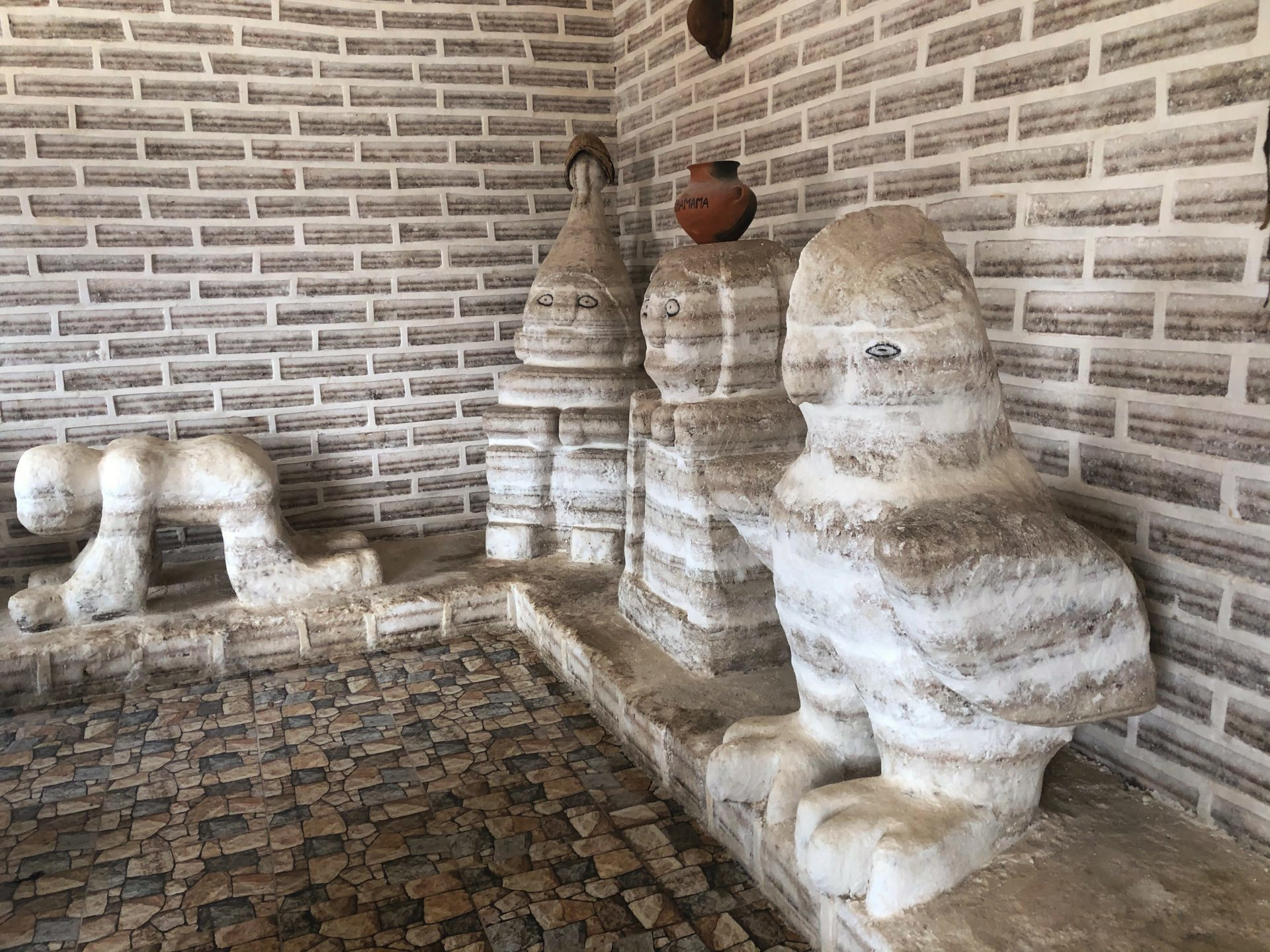 Alles aus Salz, Salzfabrik Uyuni Bolivien