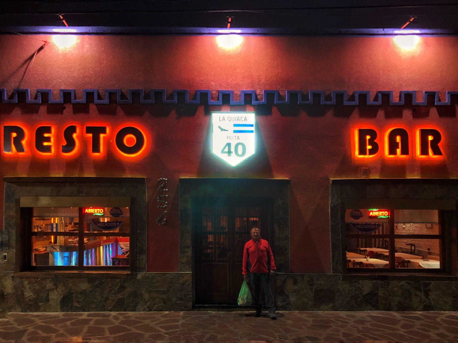 Resto Bar Ruta 40 - La Quiaca