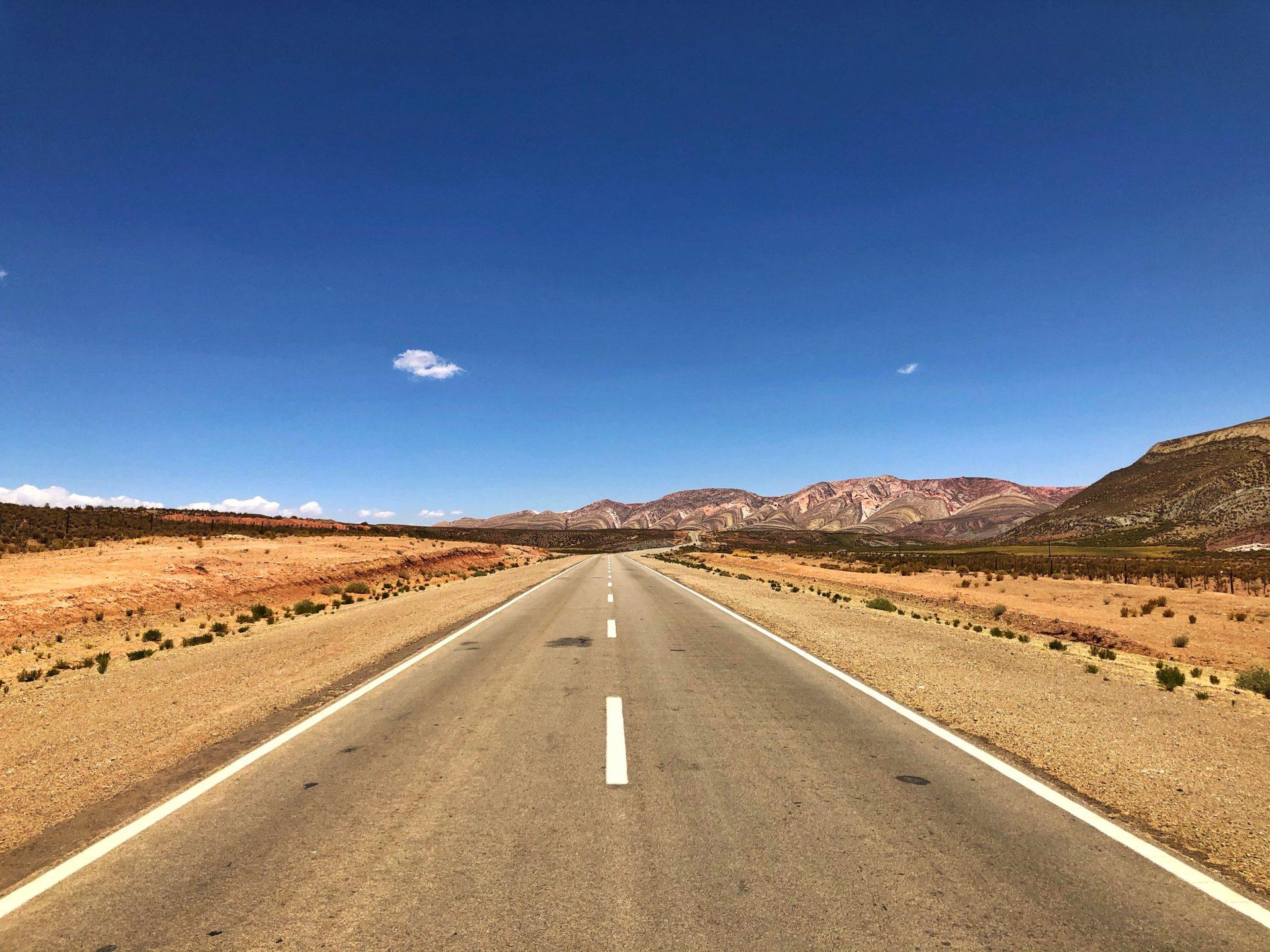 Irgendwo auf der Ruta 9