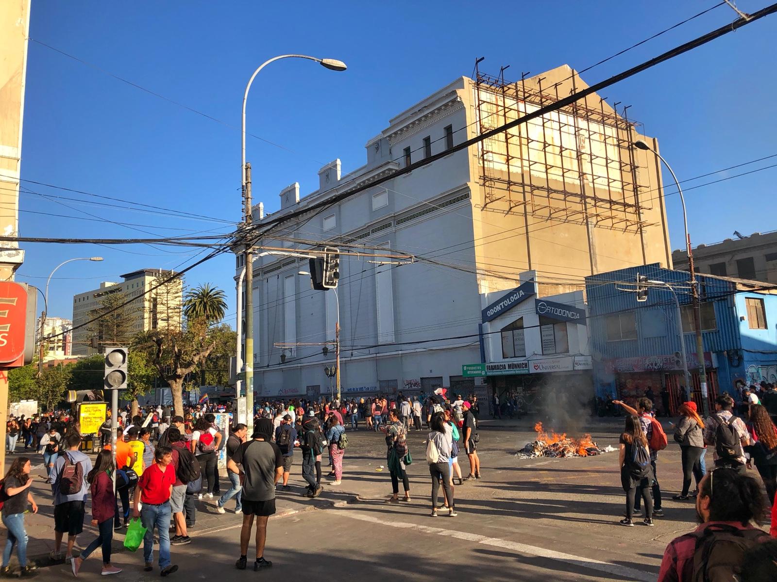 Demo Valparaiso