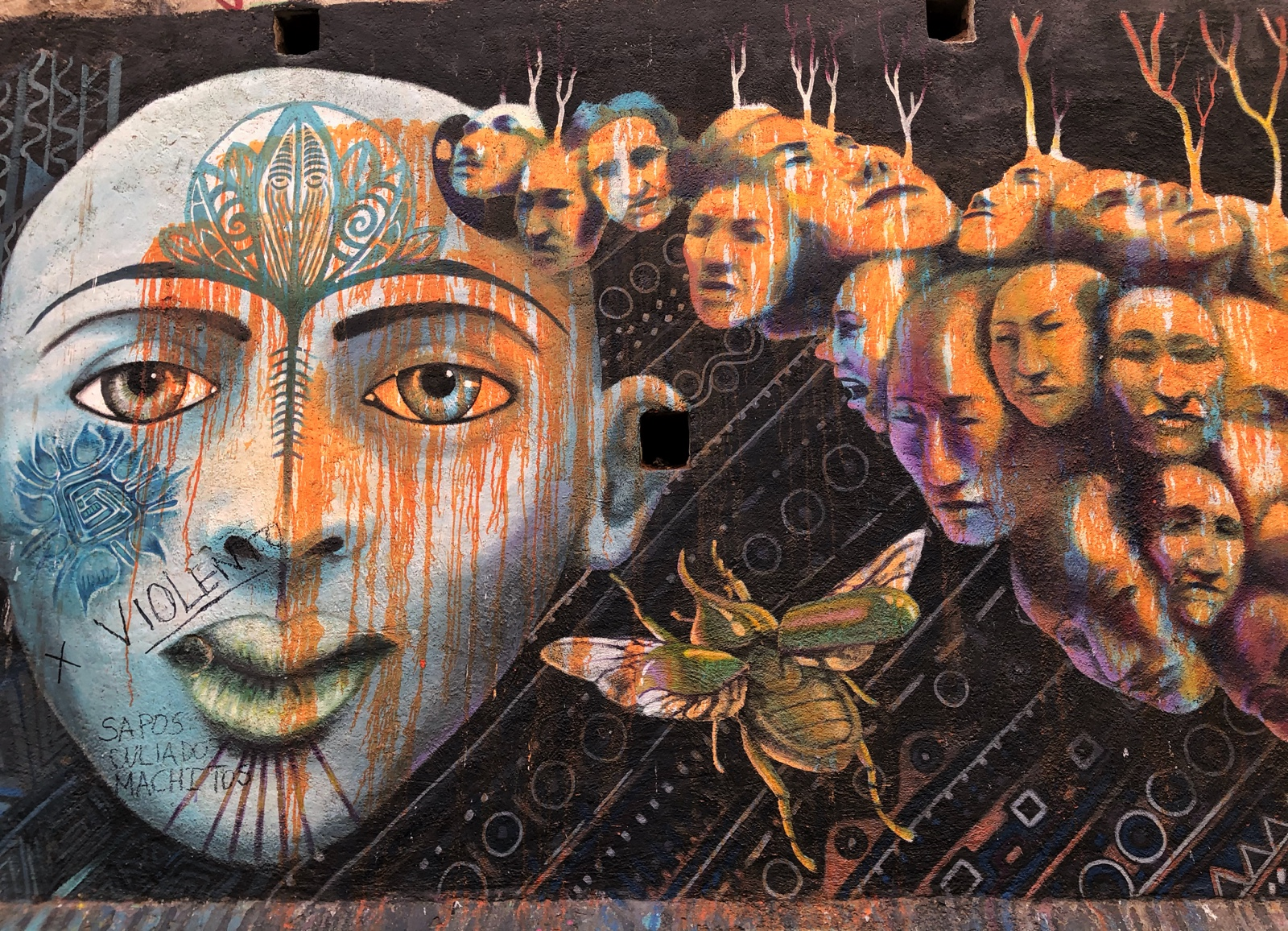 Streetart - Valparaiso