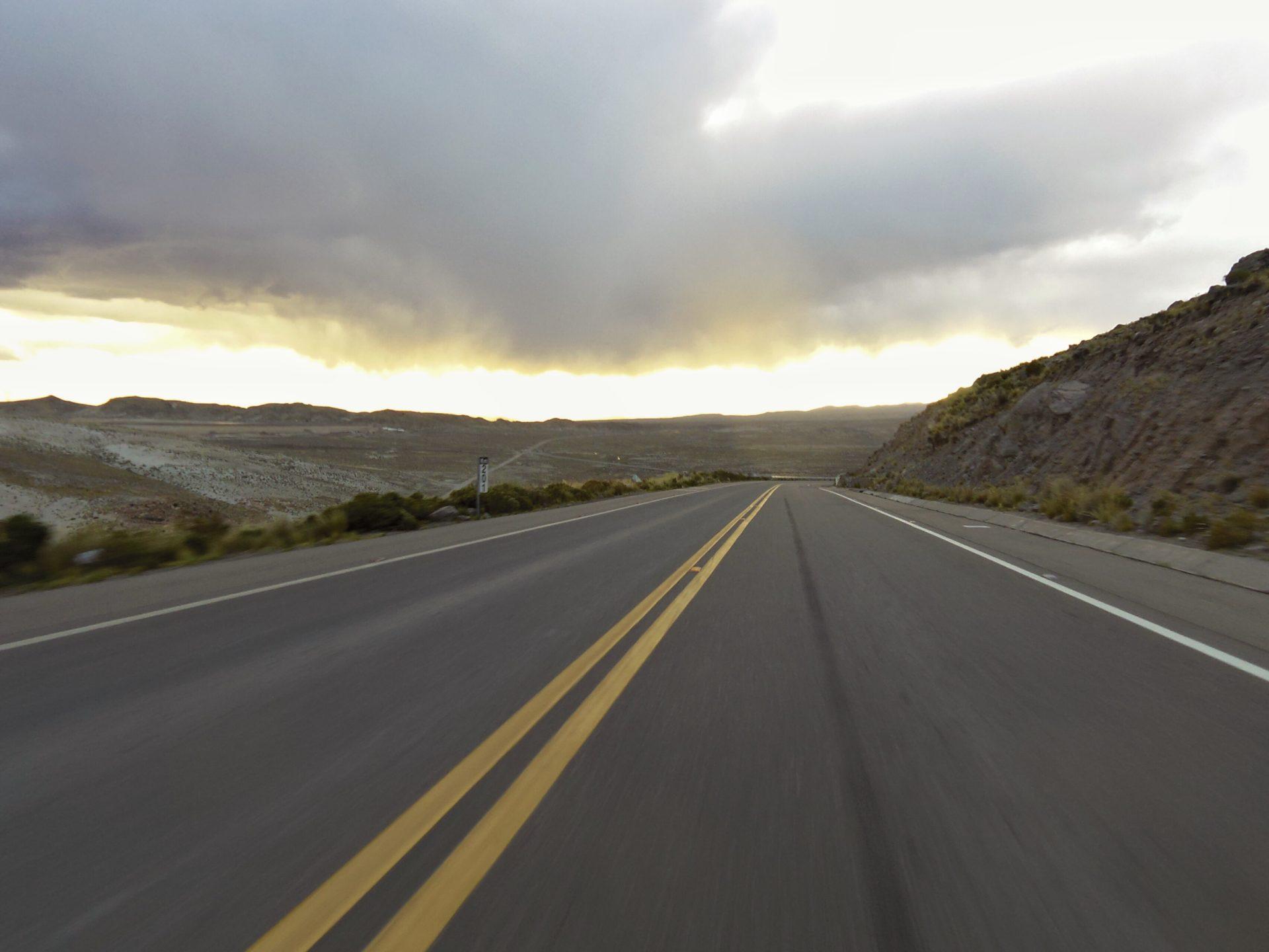 Ruta 5 Bolivien