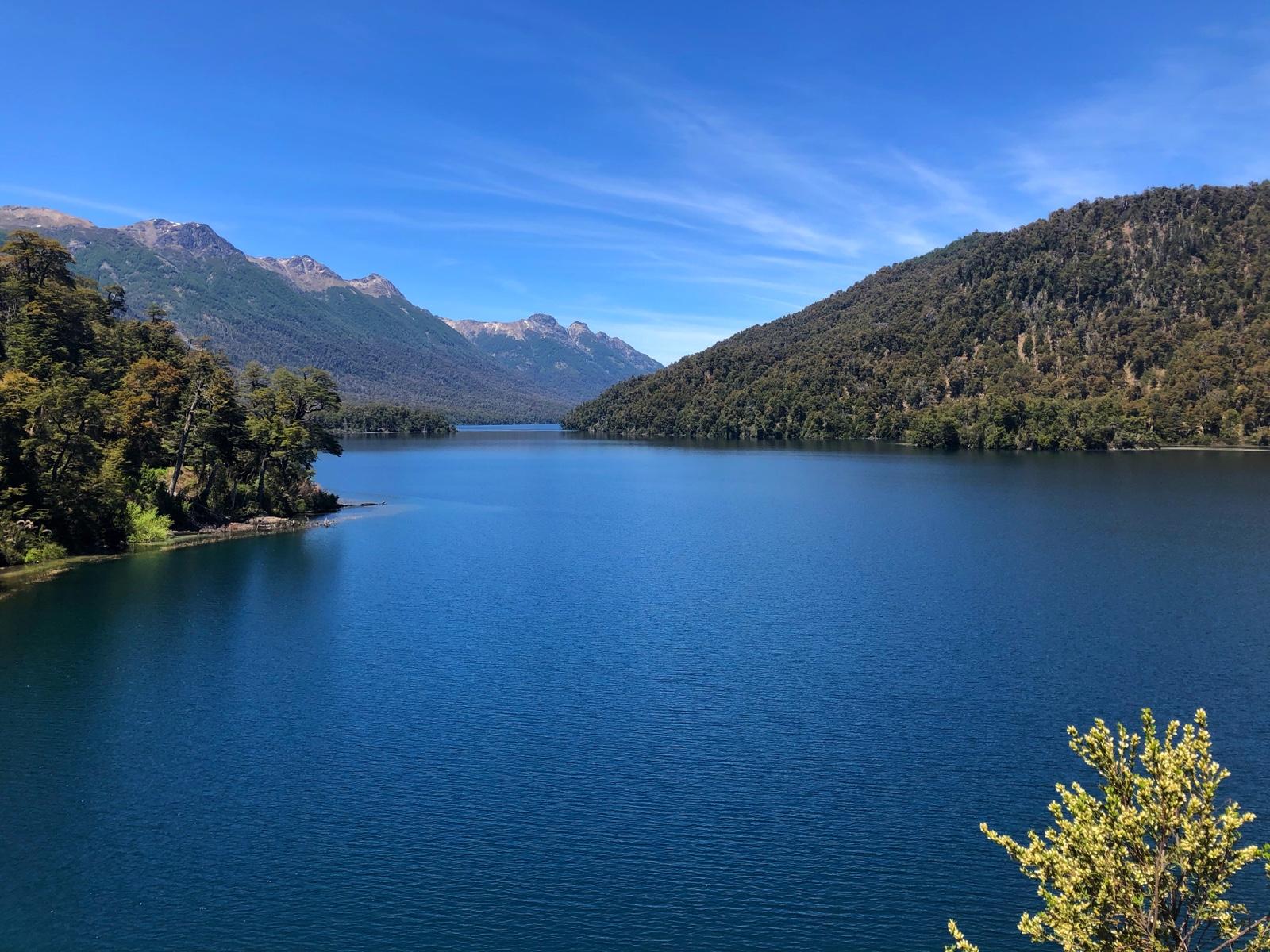 Lago Correntoso