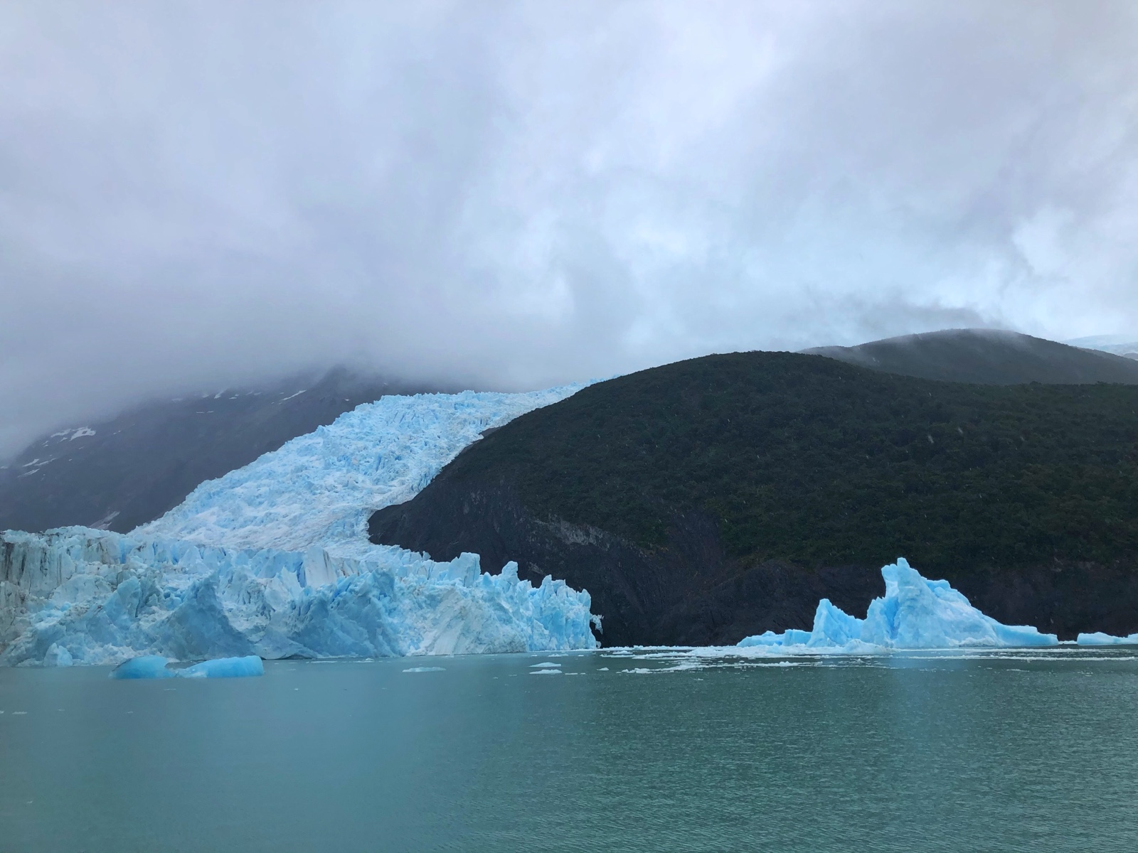 Spagezzini Gletscher