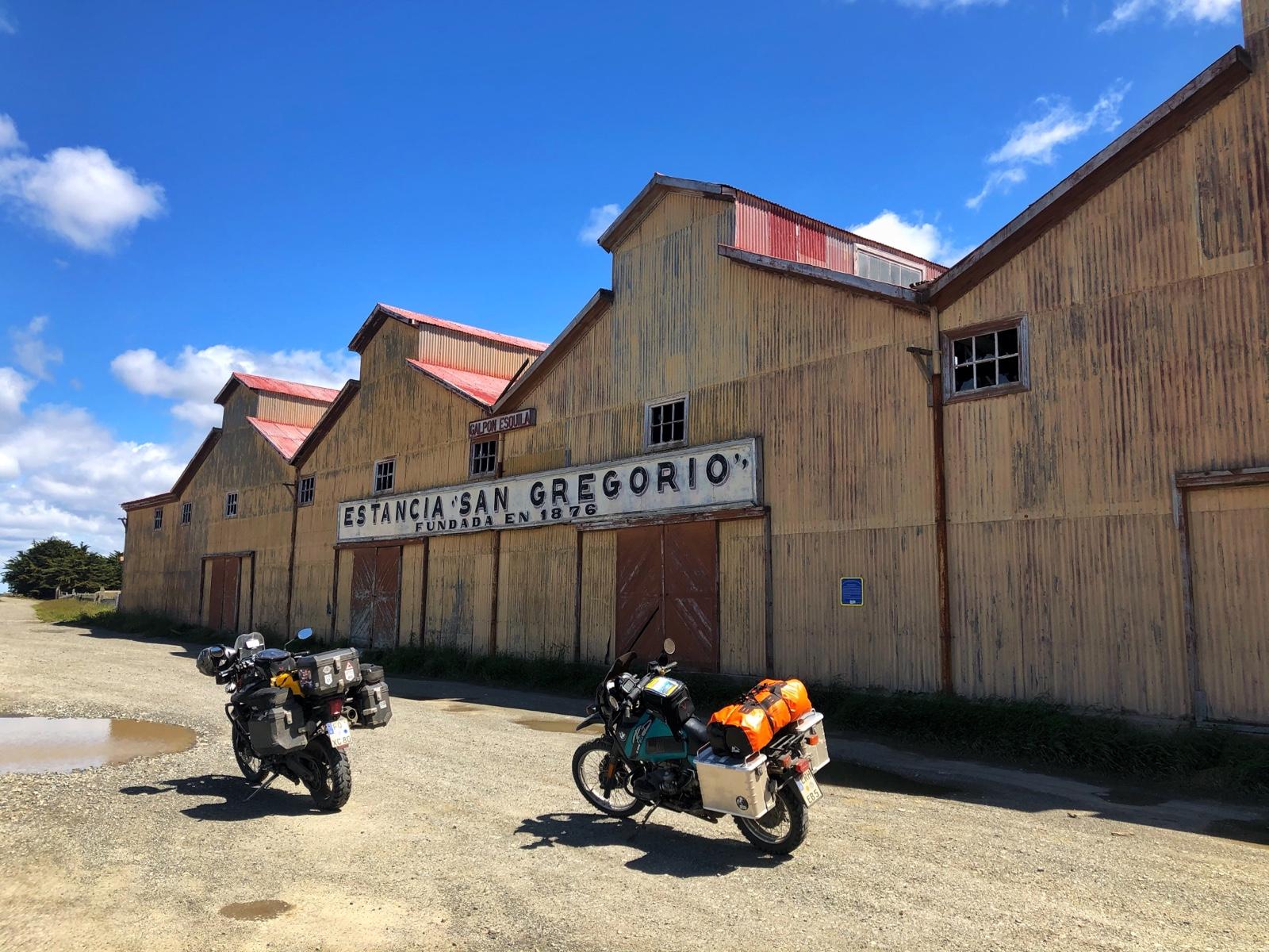 Älteste Farm in der Umgebung