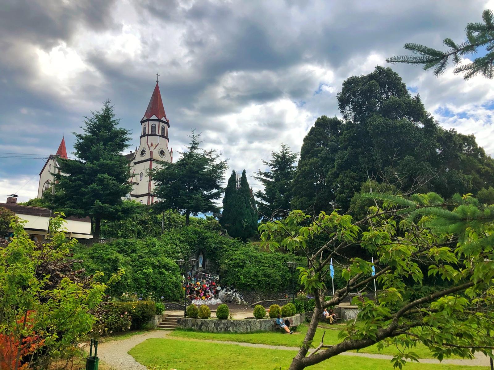 Kirche von Puerto Varas
