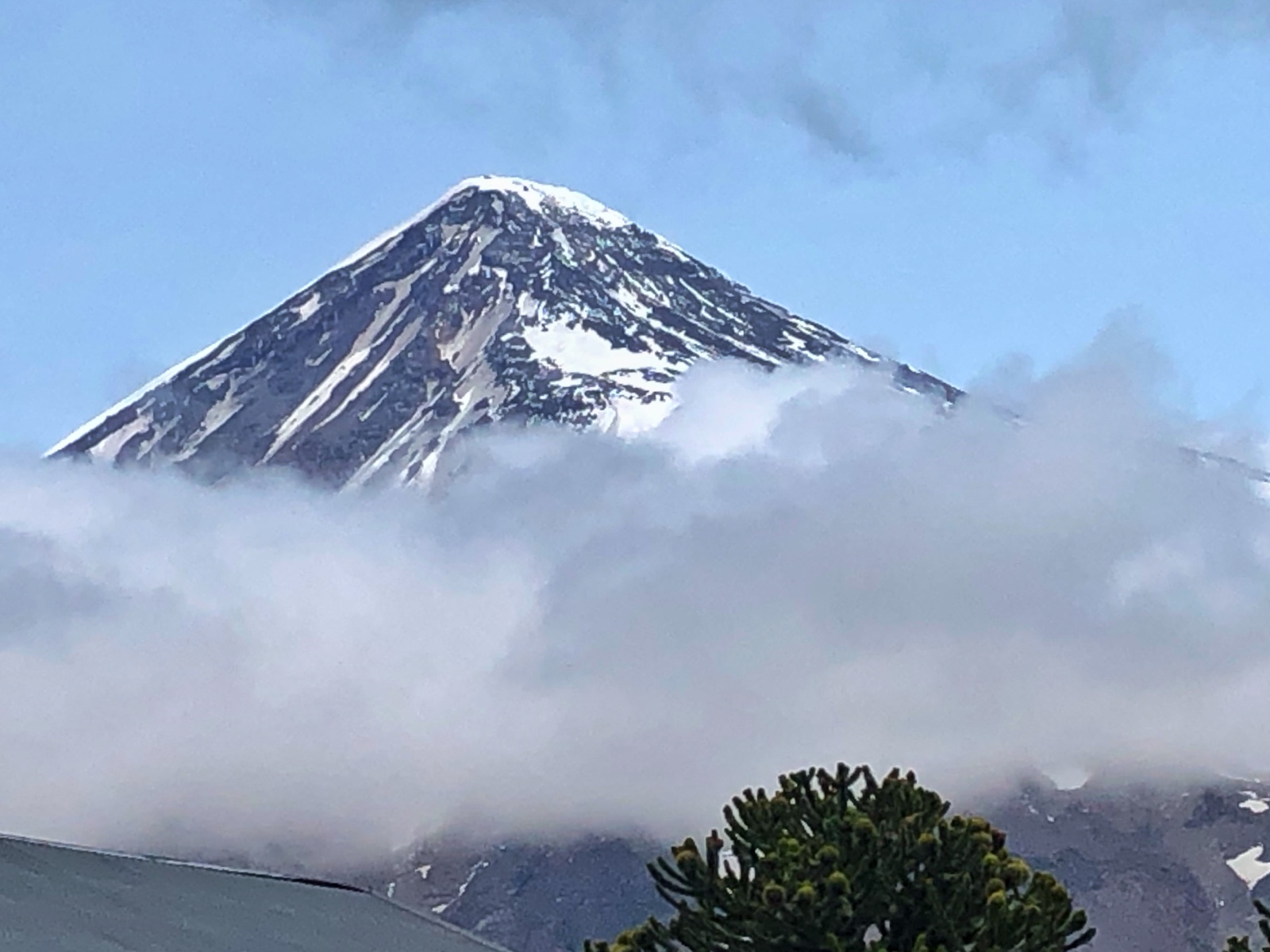 Vulkan Lanin